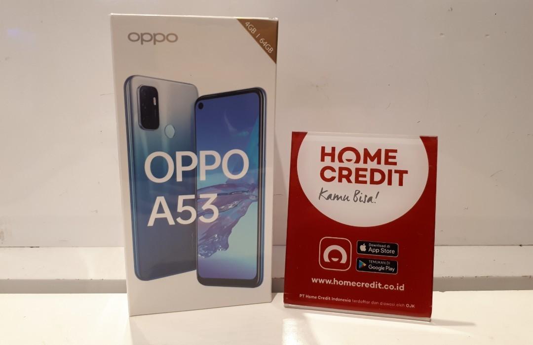 Kredit Oppo A53 Ram 4GB free admin 99k