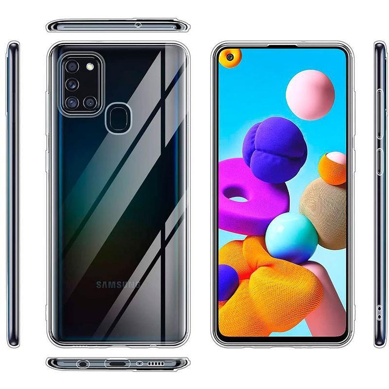KREDIT Samsung Galaxy A21S 6/64 blue black