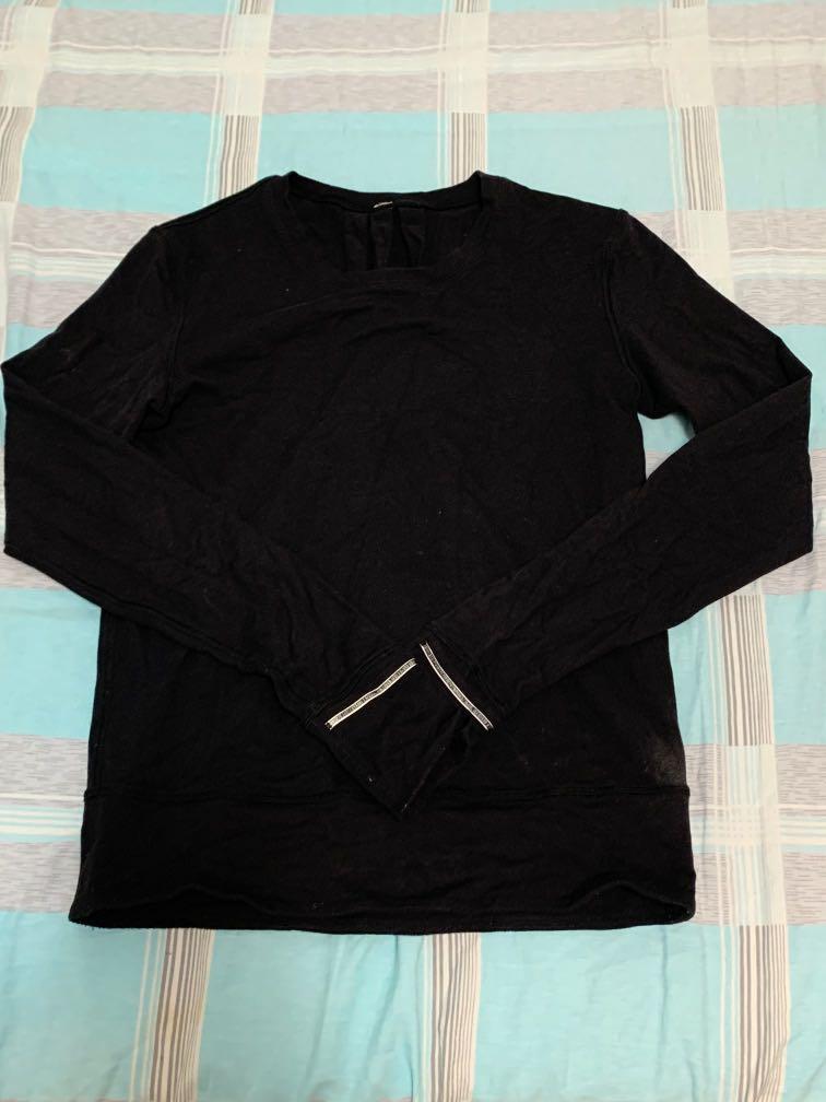 Lululemon pullover: size 4