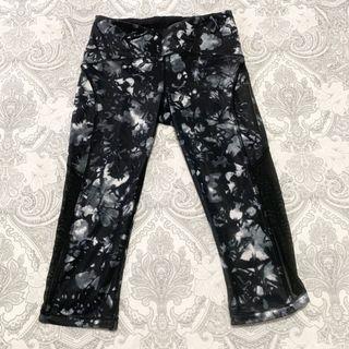 Lululemon Tech Mesh Crop Pants