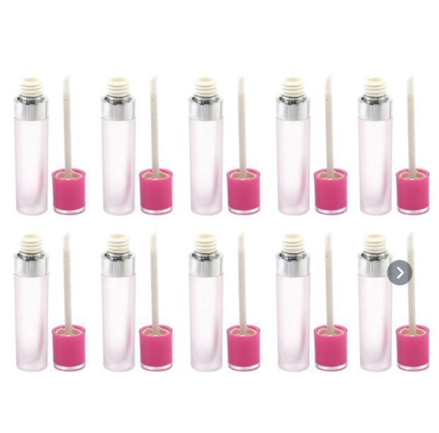 Mini Lip gloss bottles