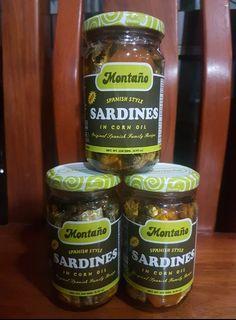 Montano Spanish Sardines