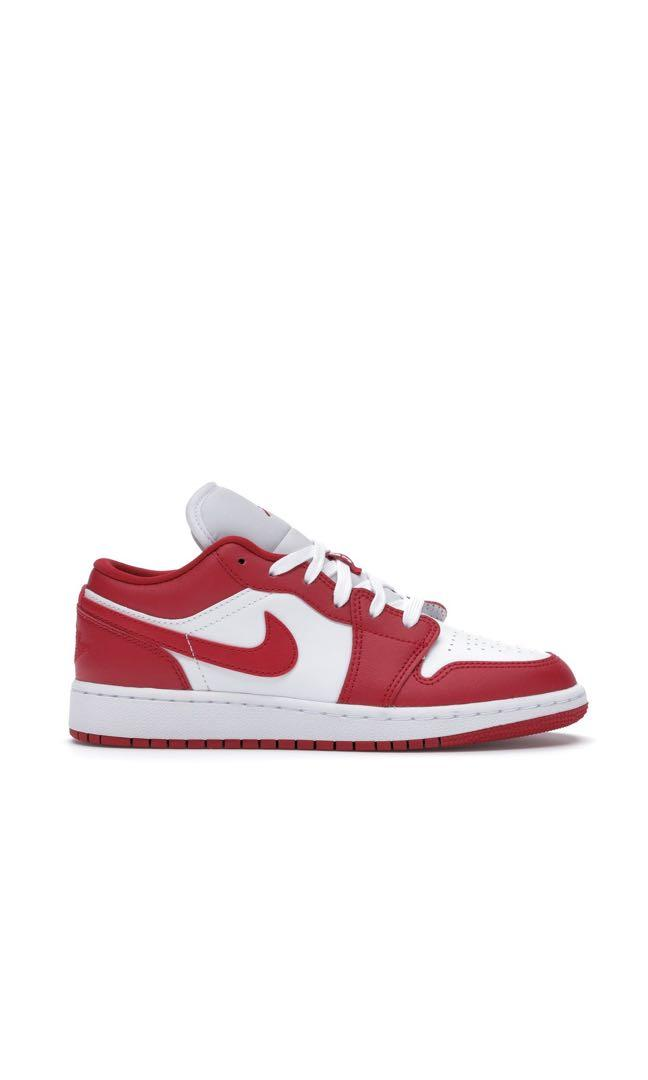 Nike Jordan 1 Low Gym Red
