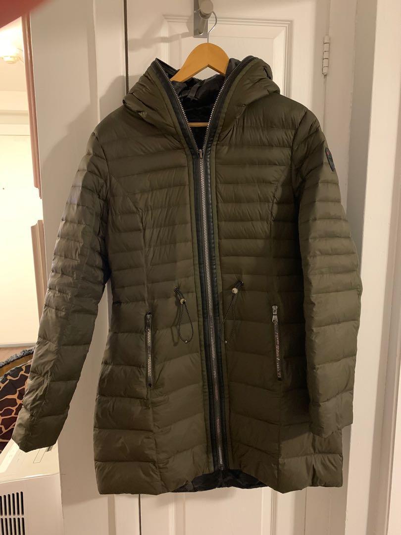 Pajar reversible coat