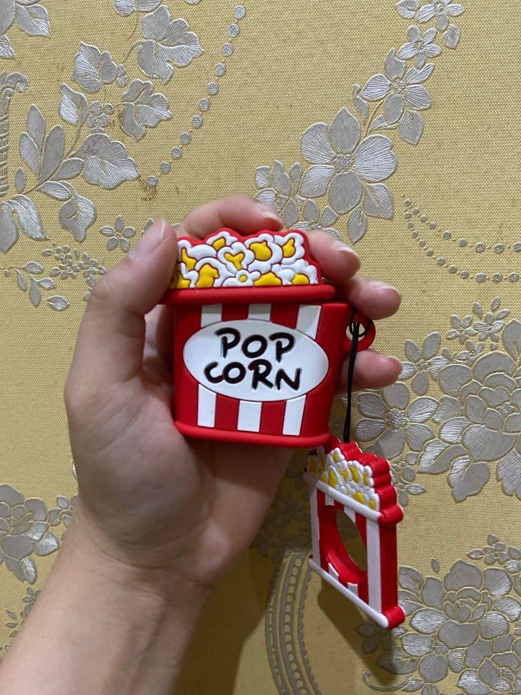 popcorn airpods case - NEW