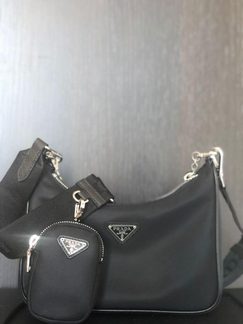 Prada Re-Edition 2005 Nylon Bag