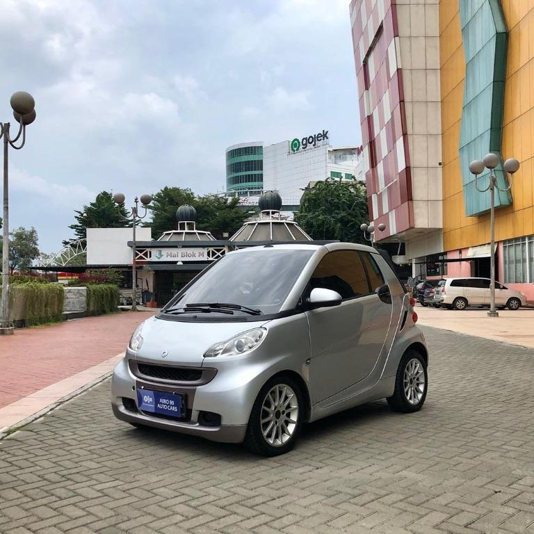 Smart fortwo cabriolet mulus kaya baru, km 39rb