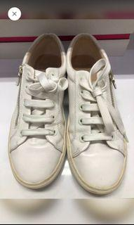 Stradivarius White Sneakers Shoes