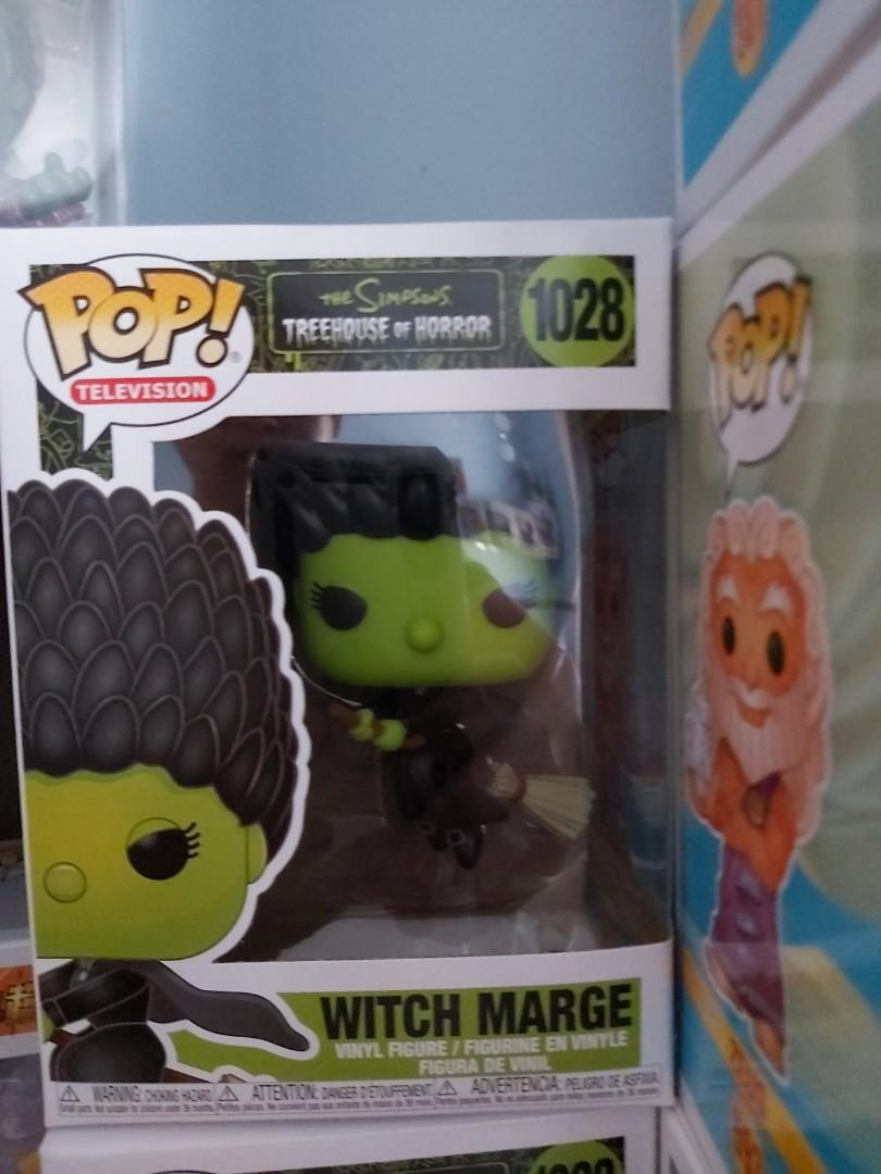 Witch Marge FunkoPop