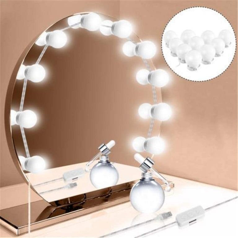 Makeup Mirror Light Vanity, Makeup Mirror Light Not Working