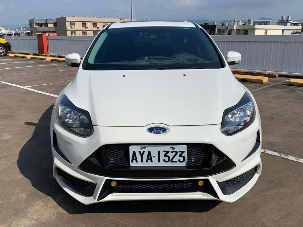 2013 Ford Focus 2.0S 白