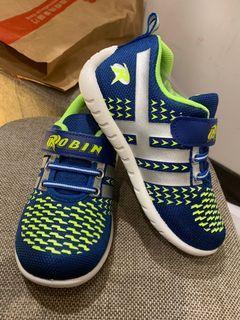 男寶運動鞋 球鞋 布鞋 18號