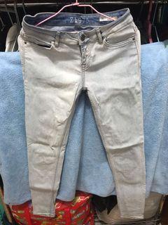 二手 zara 牛仔褲 日本購買