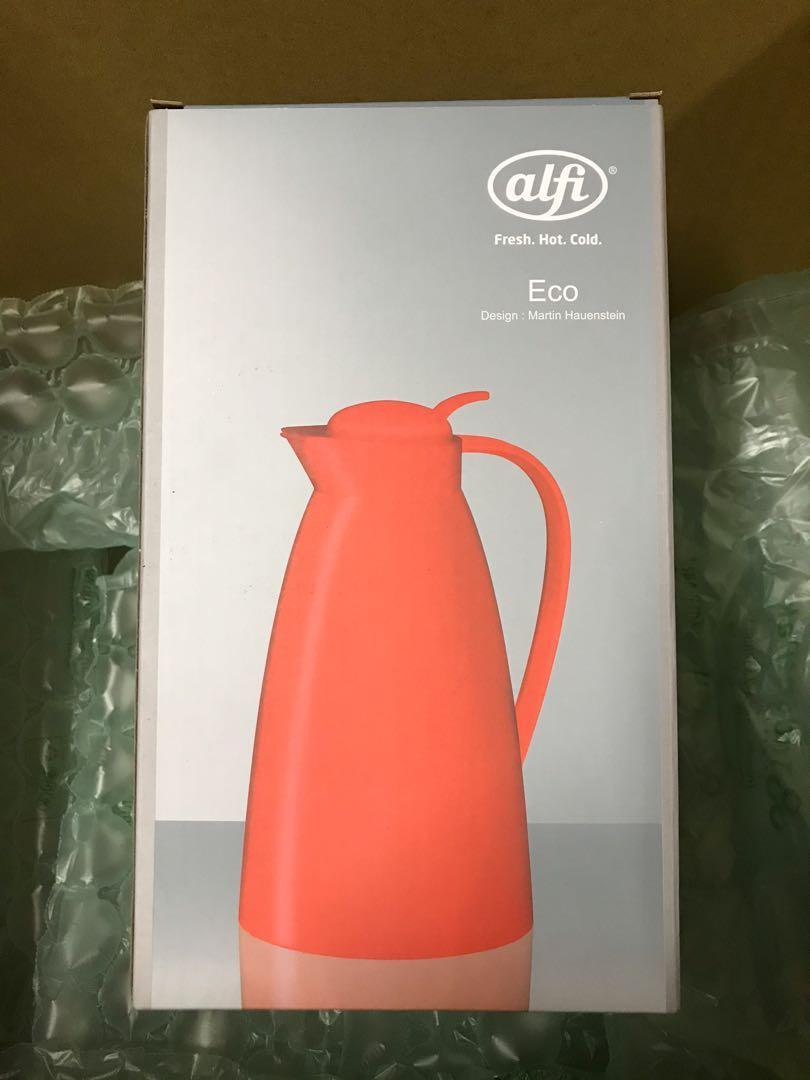 alfi 保溫壺紅色