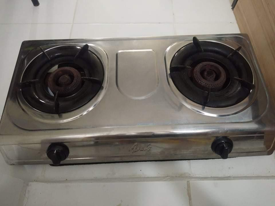 Asahi Double Burner Home Furniture Home Appliances Other Kitchen Appliances On Carousell