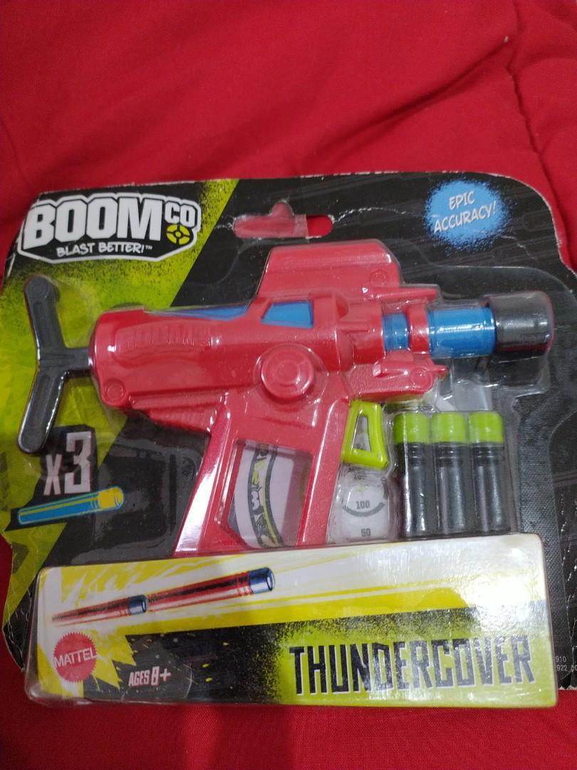 Boom.co thunder cover