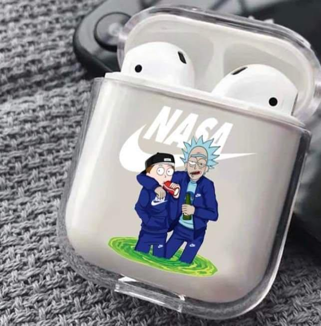 Brand new custom AirPods just brought them they come with more custom cases and chargers