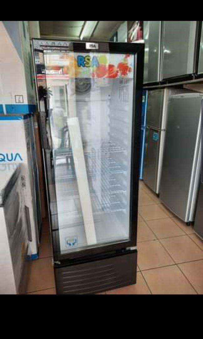 Chest Cooler RSA Diangsur Tanpa CC