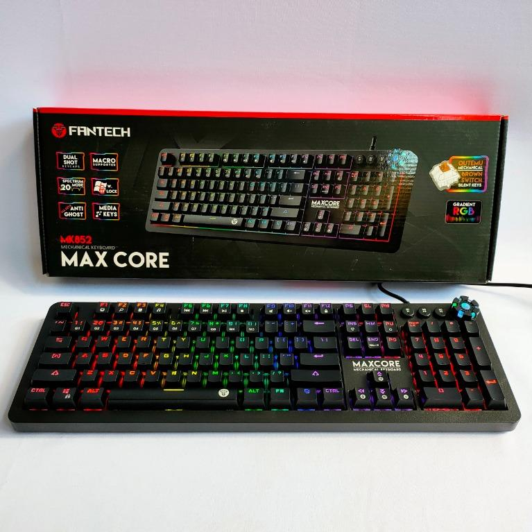 Fantech Max Core Mechanical Keyboard MK-852