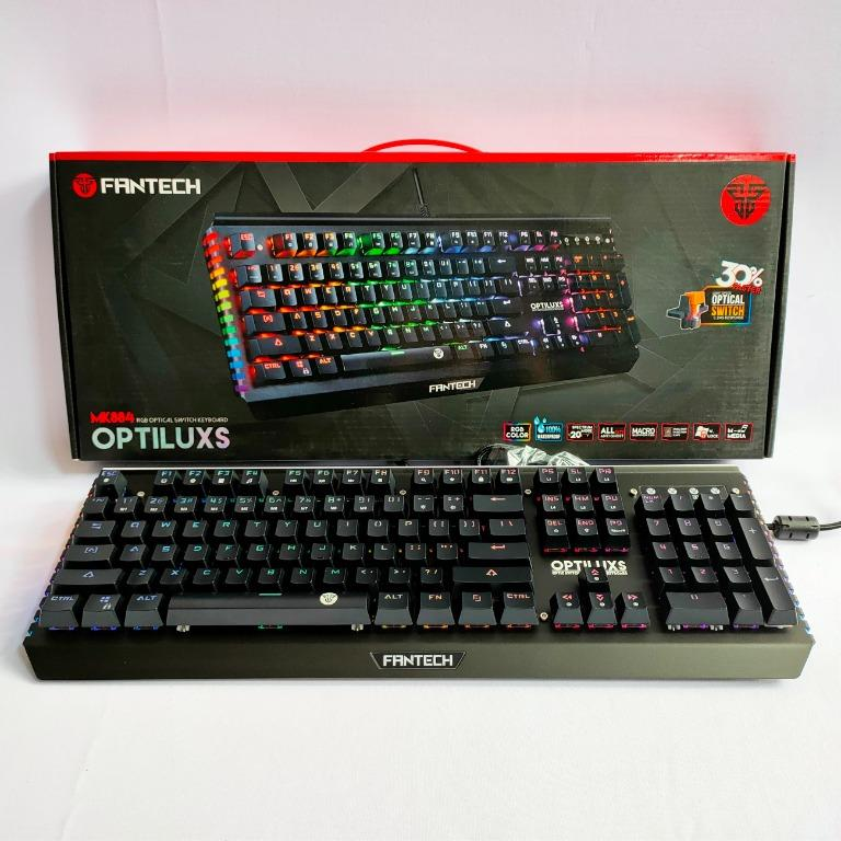 Fantech Optiluxs Keyboard MK884