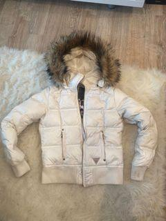 Guess winter jacket size small