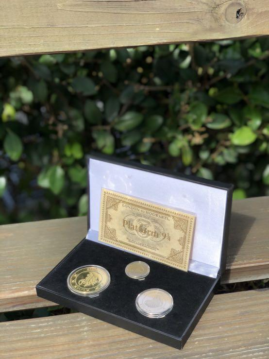 Harry Potter 紀念幣