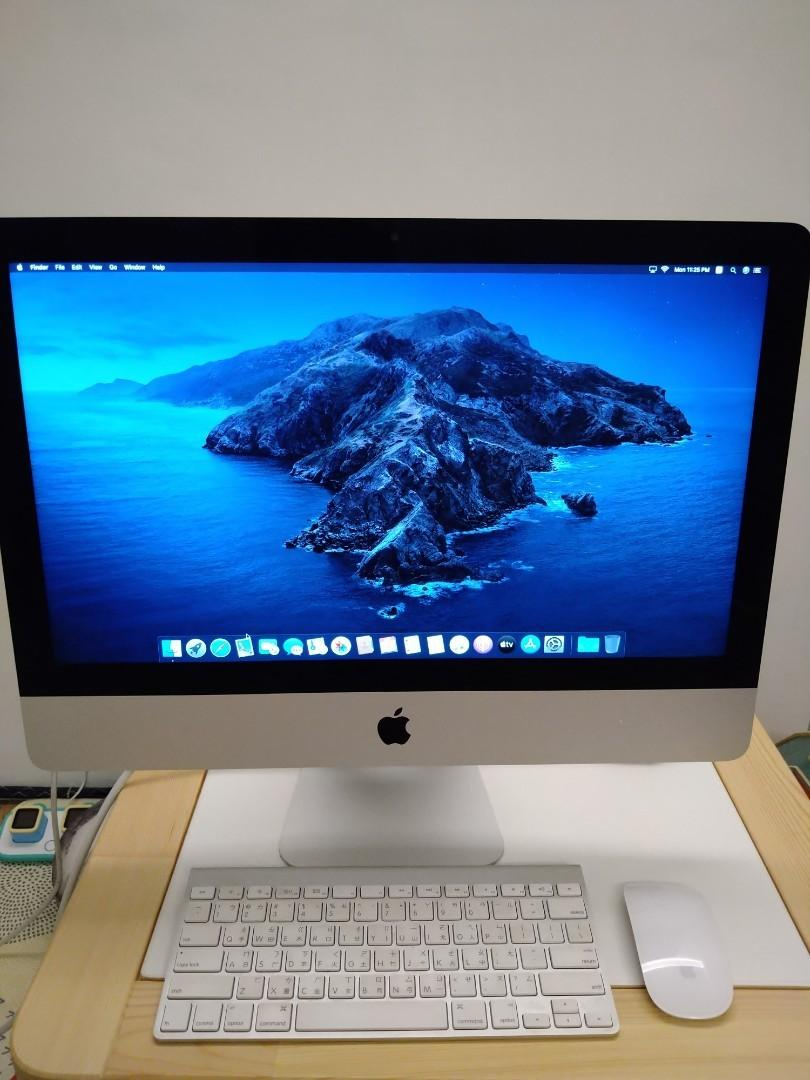 iMac (21.5 英吋, 2012 年末)