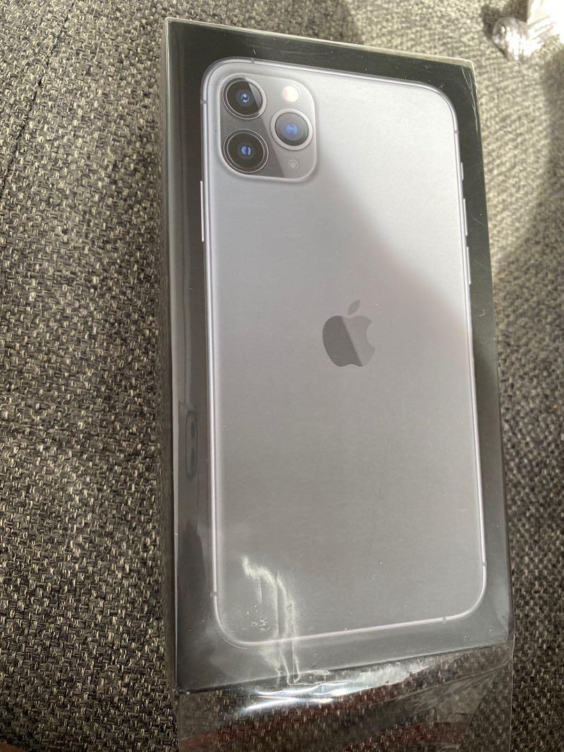 Iphone 11 pro max 256 GB W Receipt