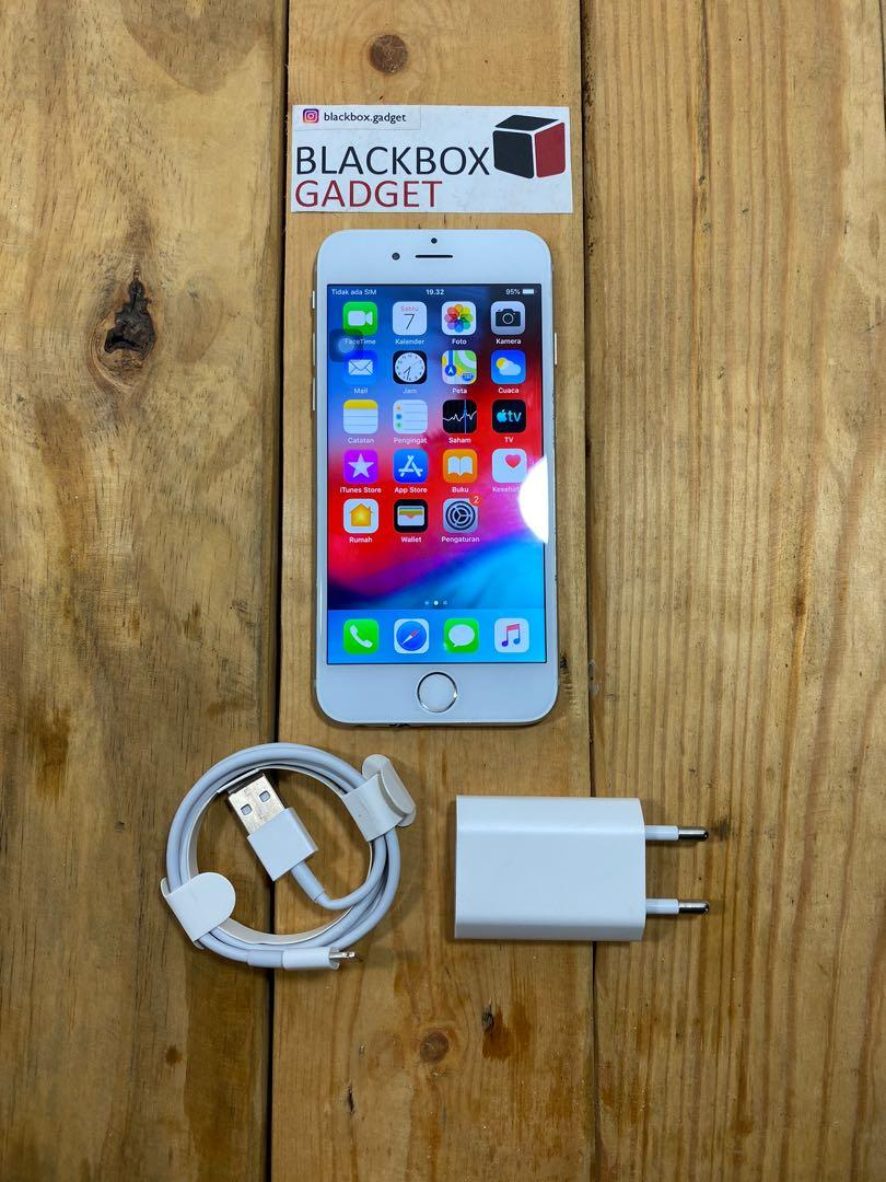 iPhone 6 64gb silver iBox Normal second