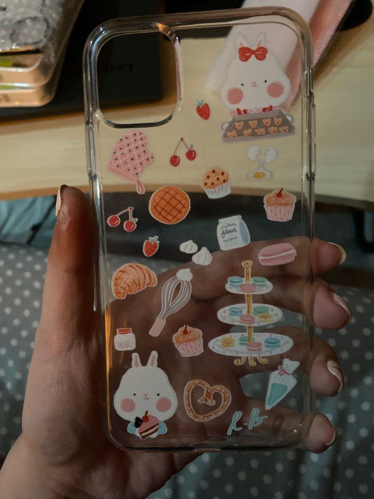 Little bun Cute case iphone 11