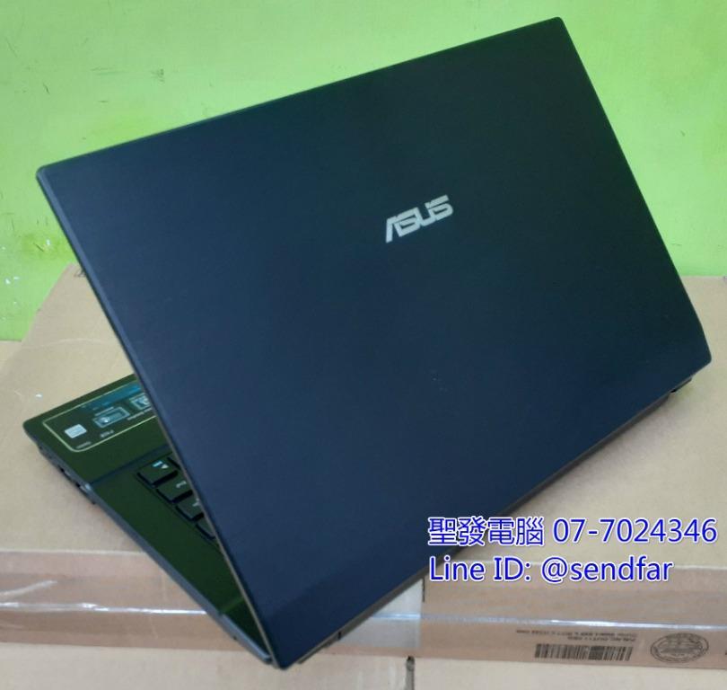 天M模擬器多開 ASUS P43S i7-2670QM 8G 500G 獨顯 DVD 14吋 聖發二手筆電