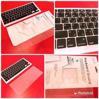 MacBook Air 13 inch (2013) Silicone Keyboard Protector (1 pcs - Black colour Arabic/Farsi letters)