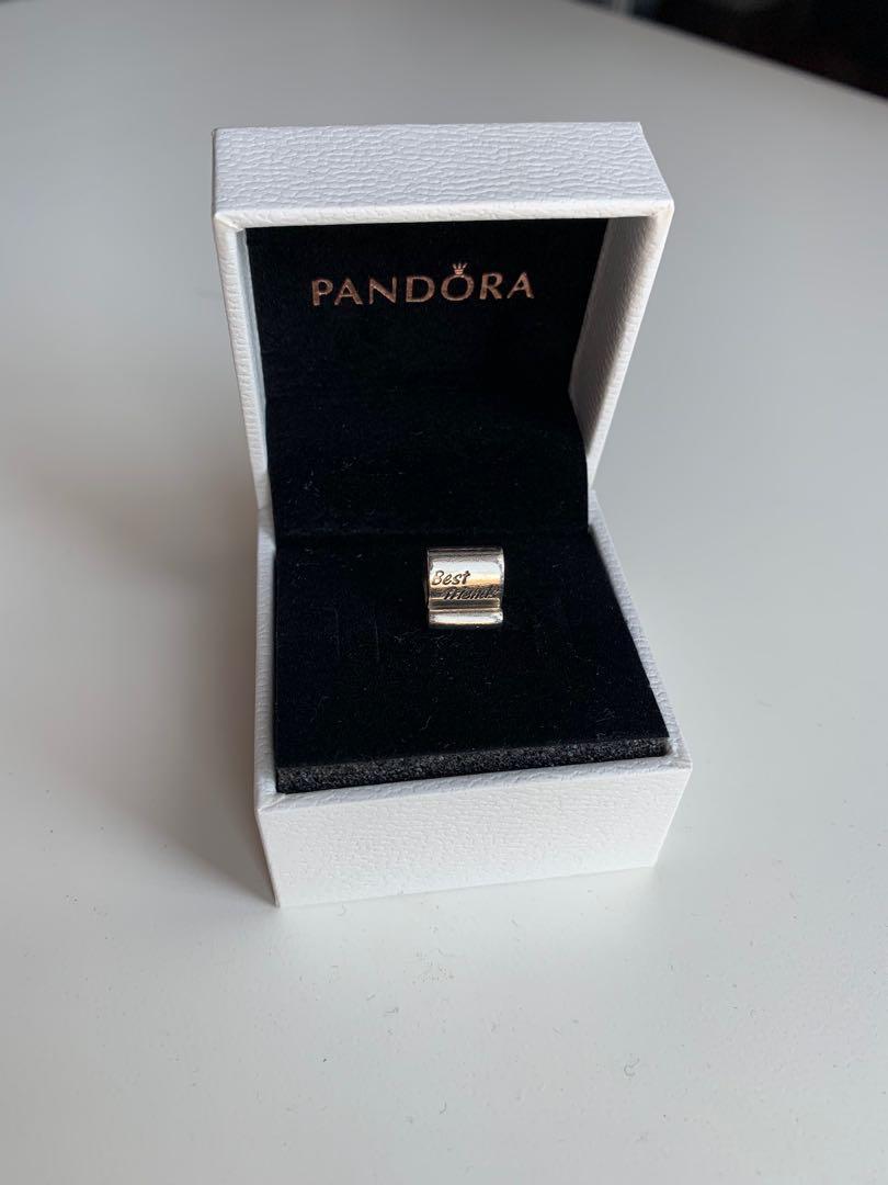 "Pandora ""Best Friends"" charm"