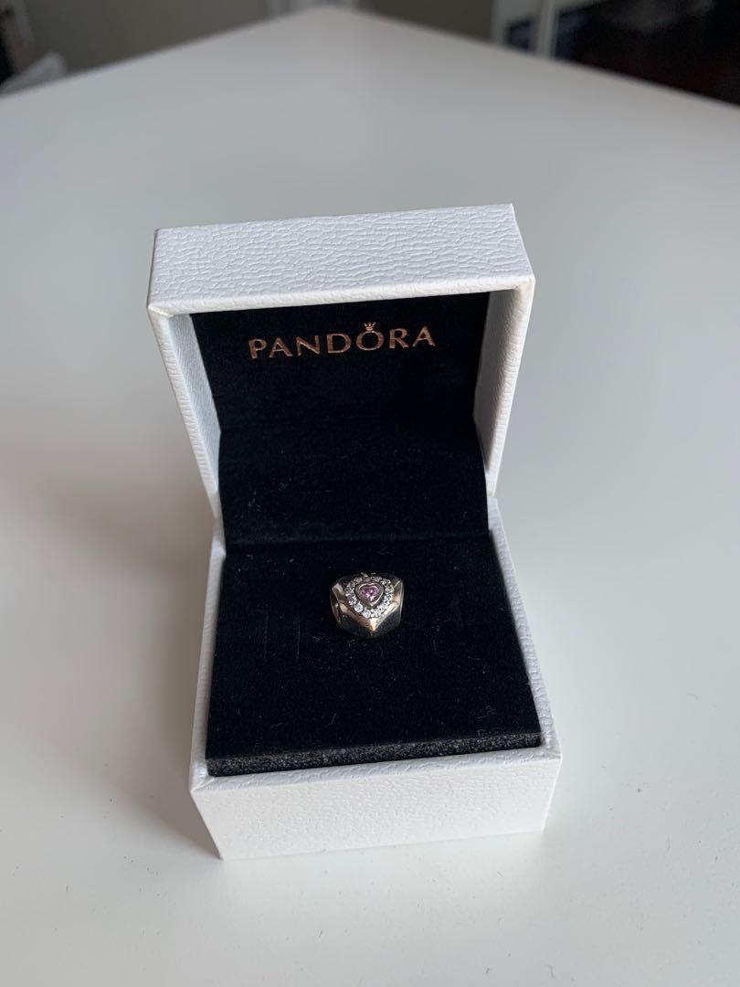 """Pandora """"Princess"""" charm"""
