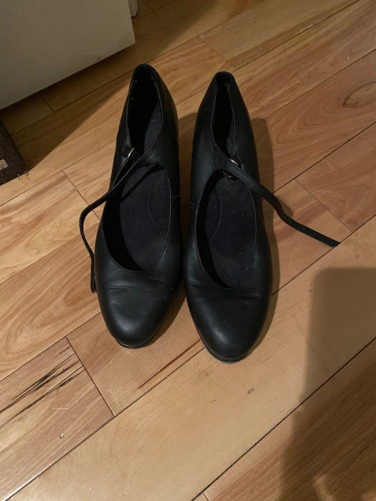 Tap Shoes - women's 9