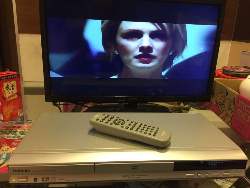 TOSHIBA DVD Player SD-2950
