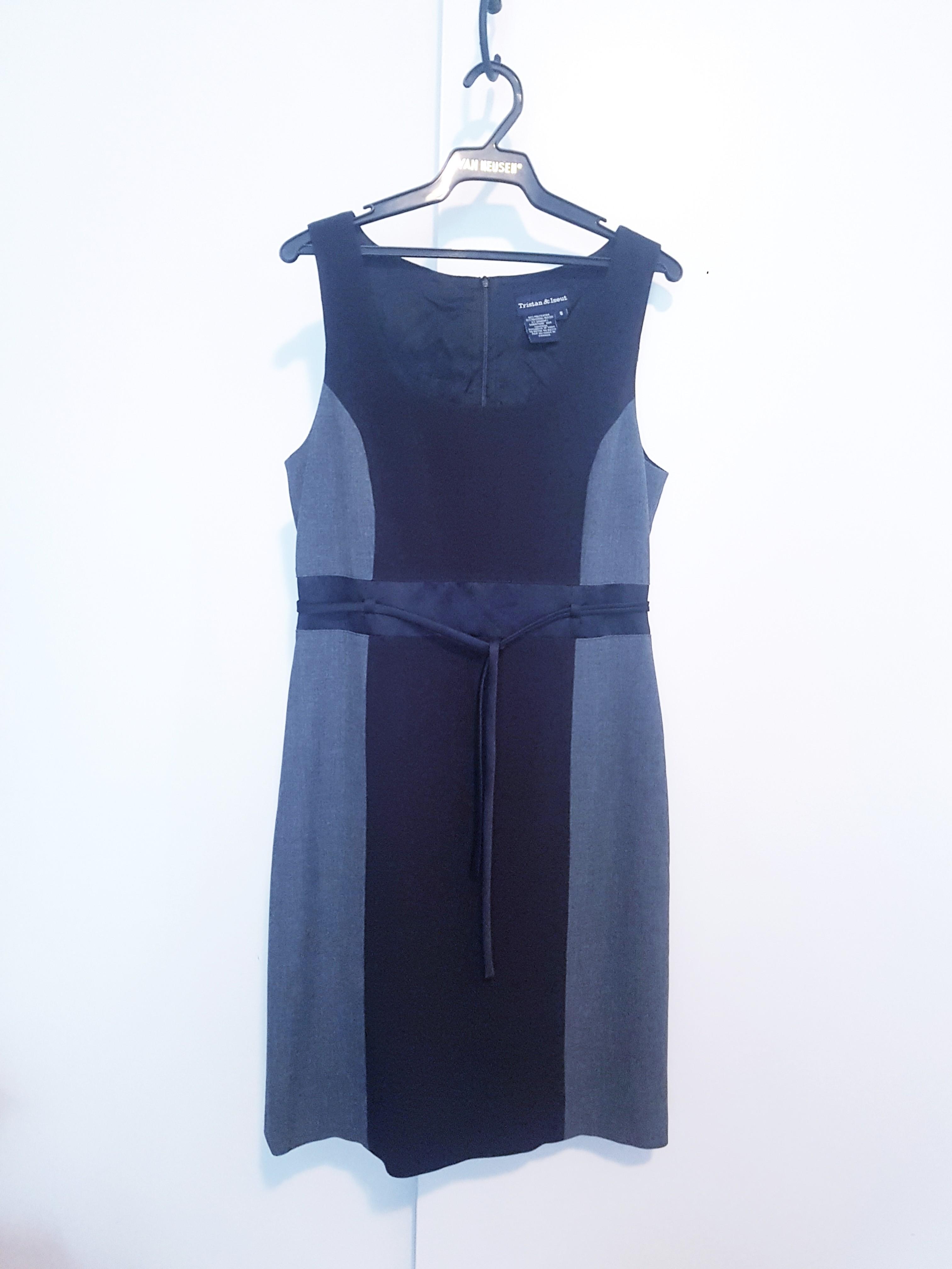 TRISTAN Belted dress