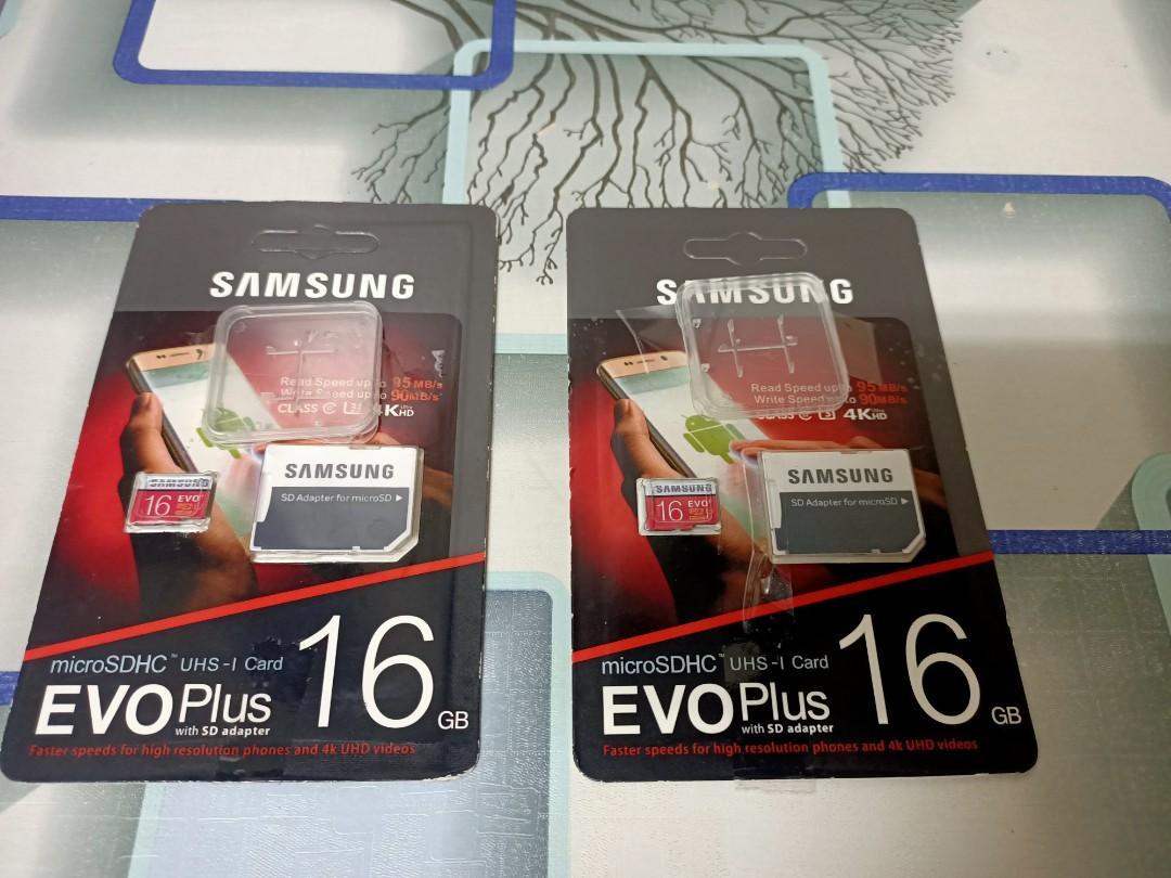 💫娃娃機出貨 SUMSUNG microSDHC UHS-I Card 16GB