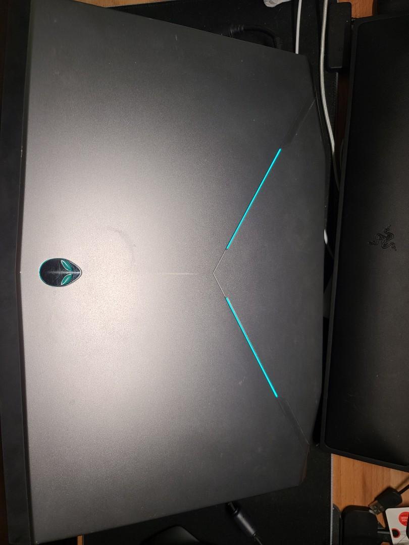 Alienware gaming laptop 17  R2 gtx880m