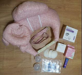 Breast feeding essential bundle