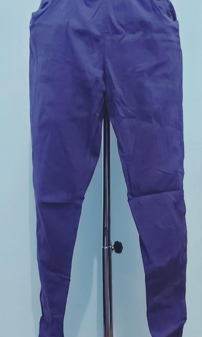 Celana Bahan Unisex Pria Wanita (Preloved)