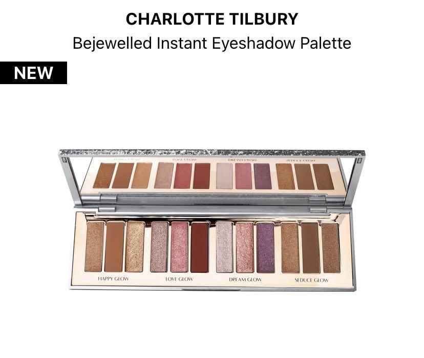 Charlotte Tilbury Bejewelled eyeshadow palette