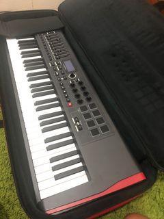 DIJUAL Cepat MIDI Keyboard Novation Impulse 61 Keys! (SECOND)