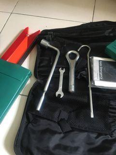 Emergency Myvi kit