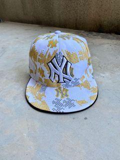 Flat brim cap size S