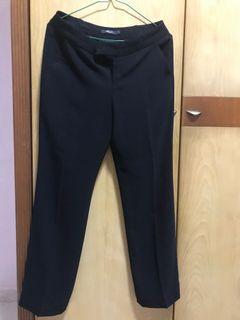 G2000 Black Formal Pants