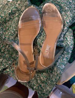 Heels sandals
