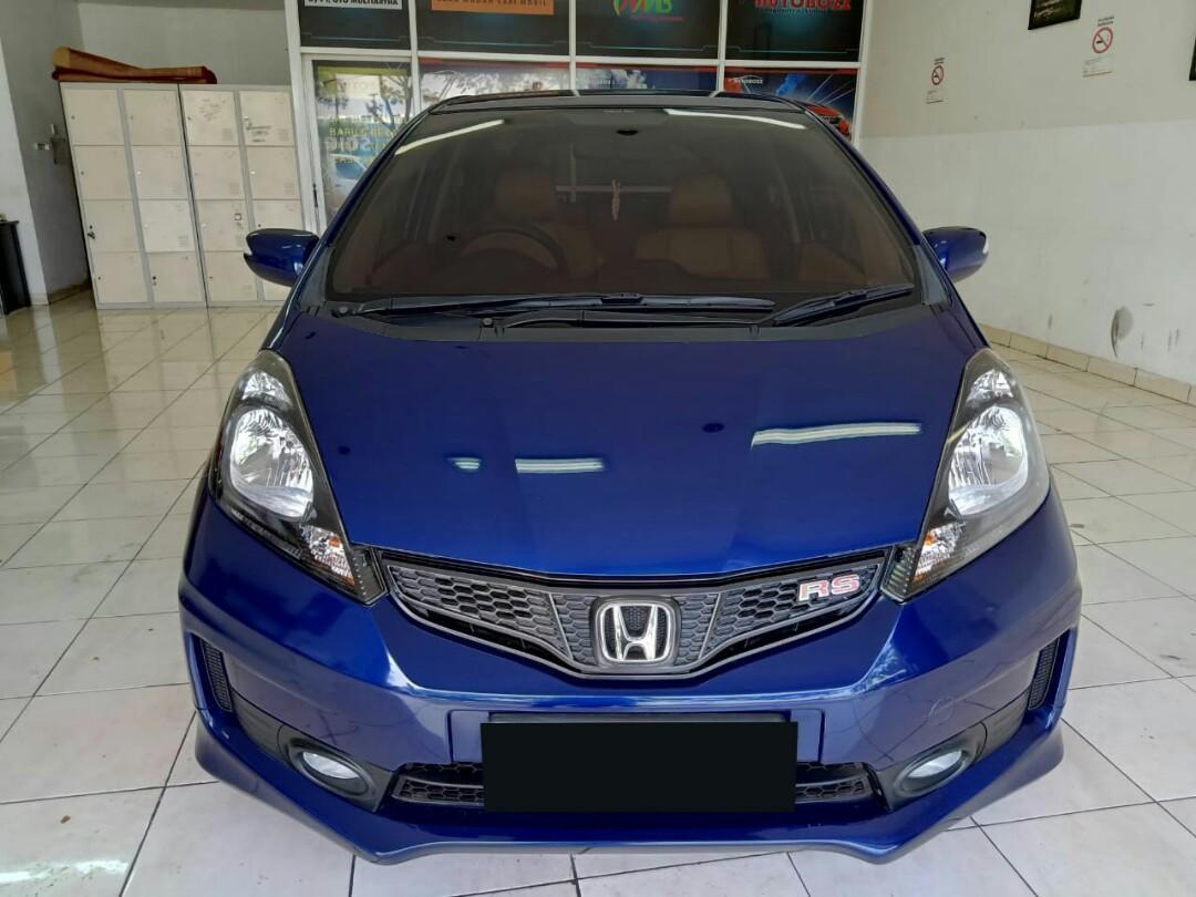 Honda Jazz 1.5 RS 2013