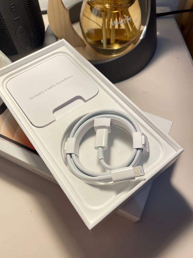 全新iPhone 12 Apple原廠充電線