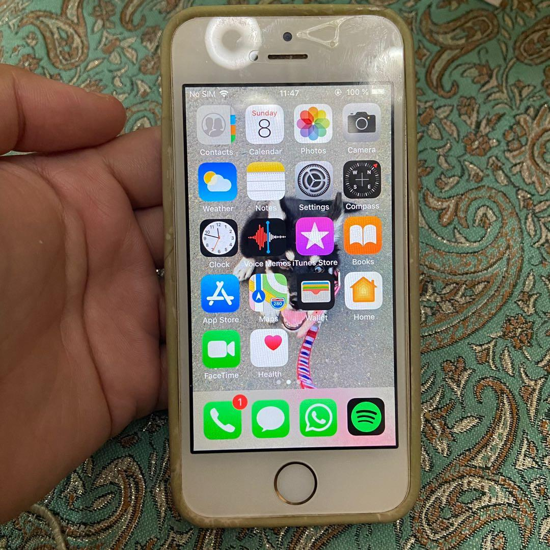iPhone 5S 16 GB Pre-loved Personal Use